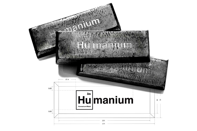 Humanium - A New Alloy for a Good Cause