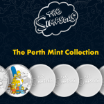 "Image obtained from ""The Simpsons Collection by The Perth Mint"