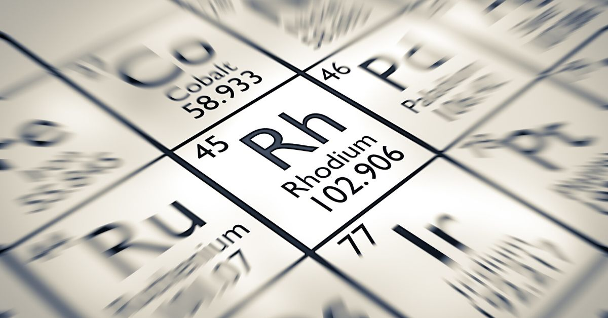 rhodiumperiodictable