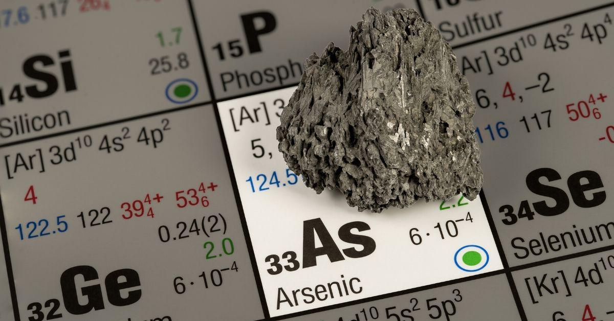arsenic toxicity
