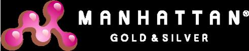 Manhattan Gold & Silver Logo