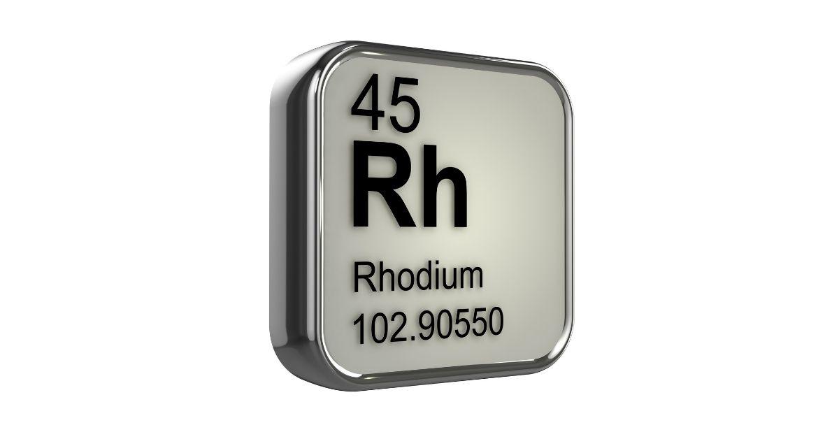 rhodiumelement